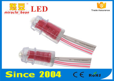 Cina Outdoor Red Color Epstar Chip Led Pixel Light For Led Sign Lighting pemasok